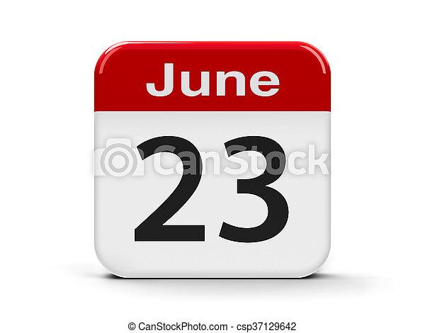 23. června - csp37129642