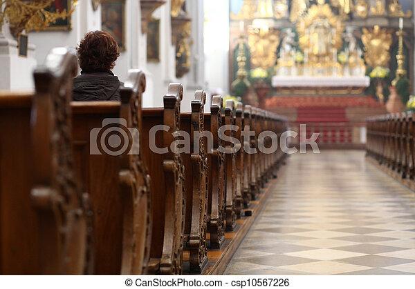 církev - csp10567226