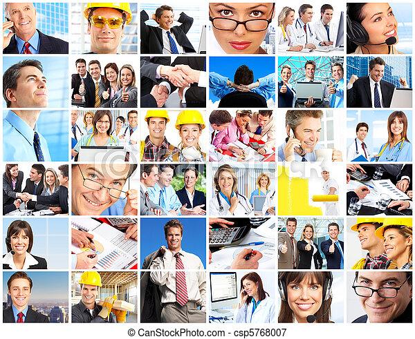 Dělníci - csp5768007