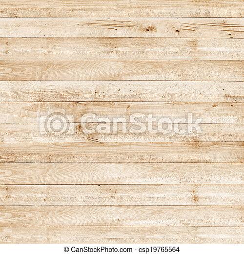 Dřevěná, hnědá struktura pro pozadí - csp19765564