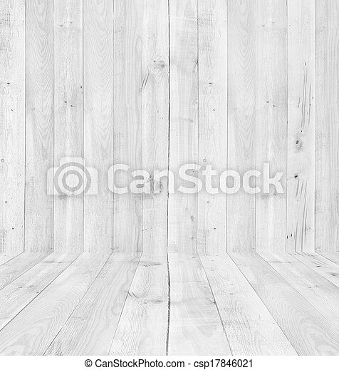 Dřevěná vlákna, bílá struktura pro pozadí - csp17846021