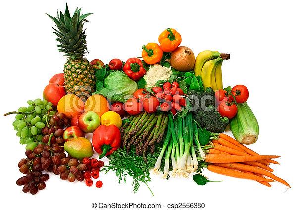 dary, čerstvá zelenina - csp2556380