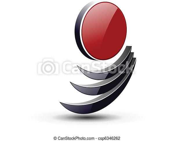 emblém, 3 - csp6346262