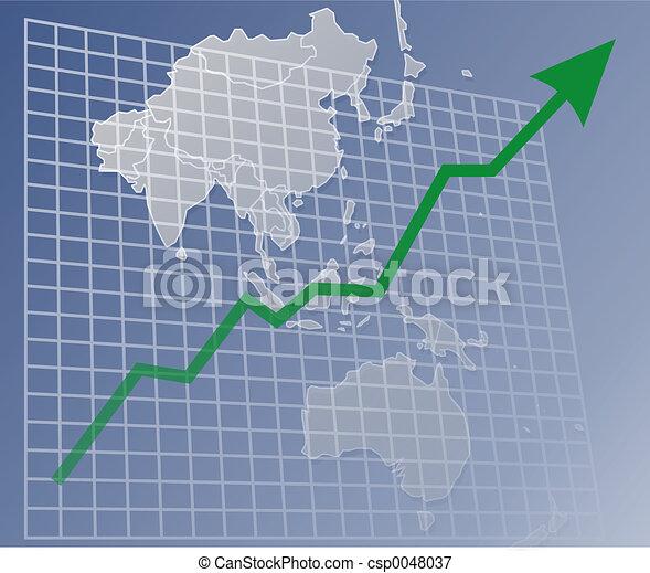 graf, asie, up - csp0048037