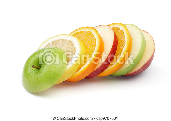 Míchané ovoce - csp9707501