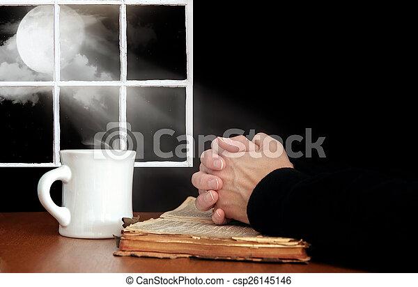 Modlete se za starou bibli - csp26145146