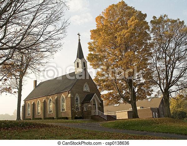 podzim, církev - csp0138636