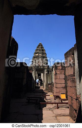 prasat, thajsko, phimai - csp12301061