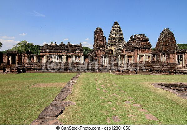 prasat, thajsko, phimai - csp12301050