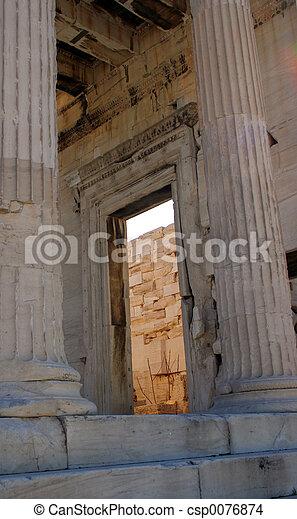 starobylý, portál - csp0076874