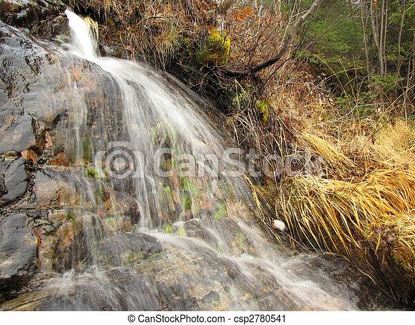 vodopád, malý - csp2780541