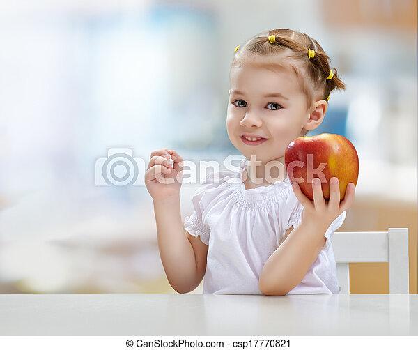 Zdravé jídlo - csp17770821
