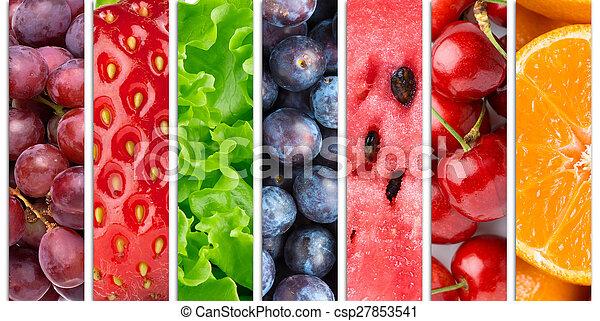 Zdravé jídlo - csp27853541