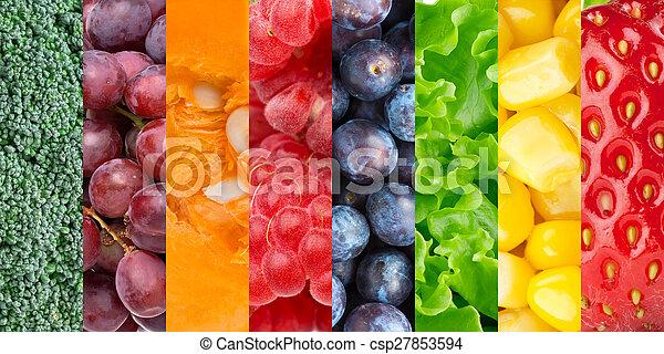 Zdravé jídlo - csp27853594