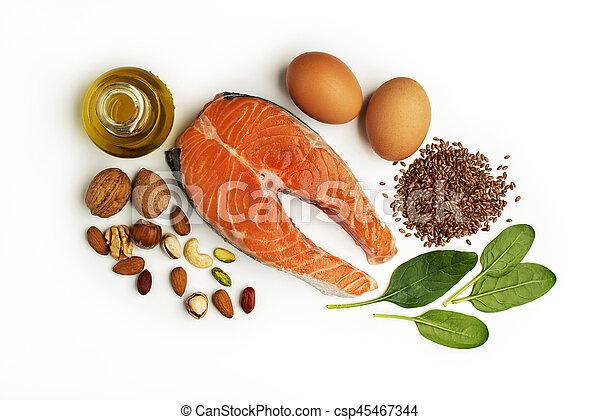 Zdravé jídlo - csp45467344